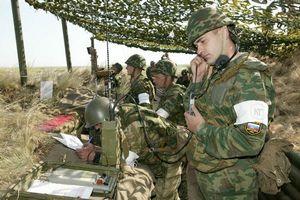 Мотострелковый батальон командный пункт