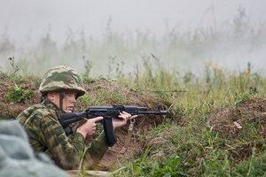 Оборона мотострелкового отделения