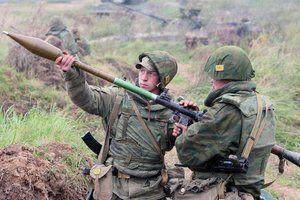 Стрелковое вооружение мотострелкового отделения