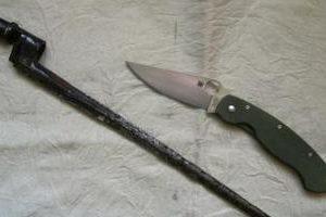 История Русского боевого ножа
