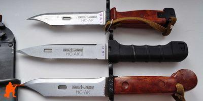 Что такое боевой нож