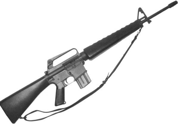 винтовка AR15