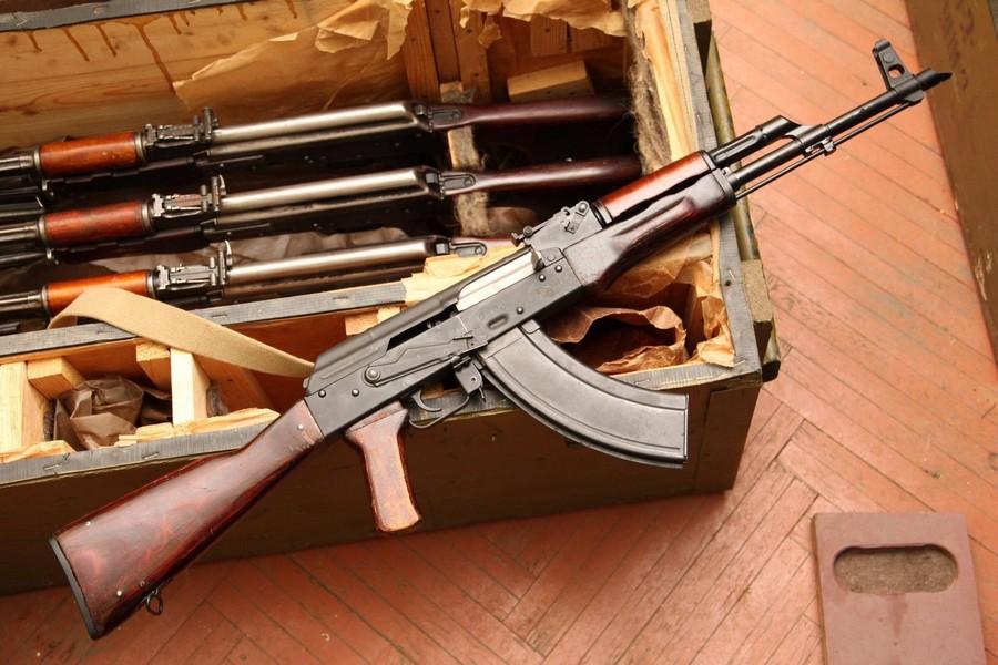 охолощённоеоружие АК
